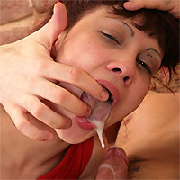 hot blowjob action