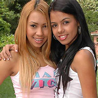 cute latina teens