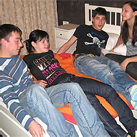 young group sex
